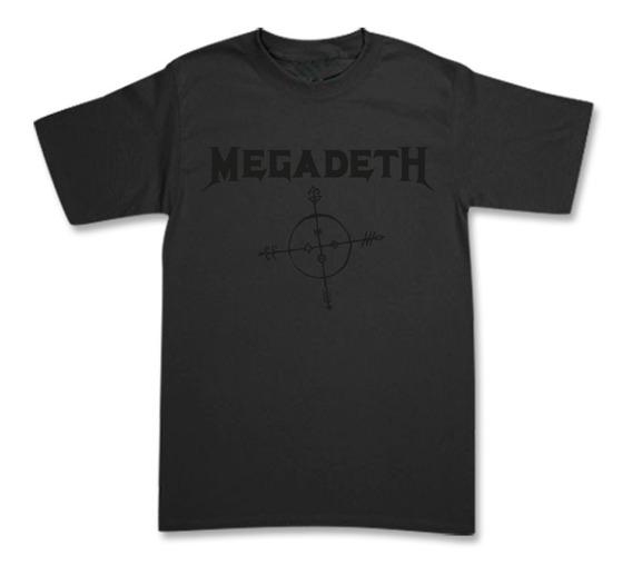 Playera Megadeth