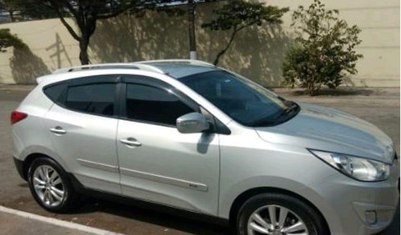 Hyundai Ix35 2.0 Gls 2wd Flex 5p 2012