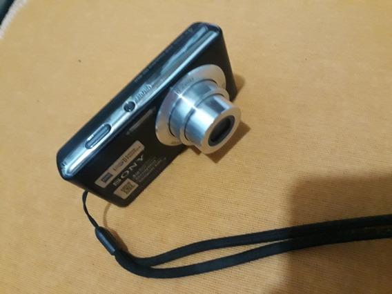 Câmera Digital Sony Cyber Shot W530 Usada