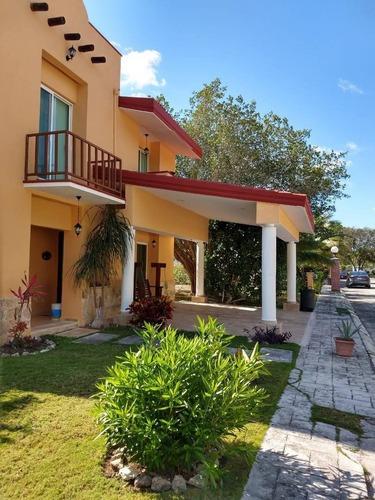 Casa En Renta Carr. Cancun - Tulum, Joaquín Zetina Gasca