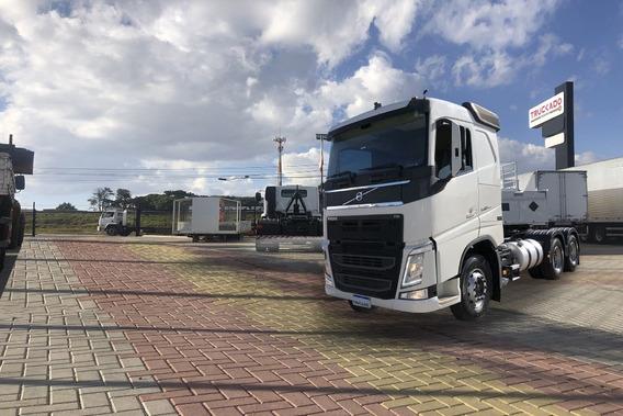 Volvo Fh 540 Ano 2017 Traçado Globetrother = Fh 500 520 560