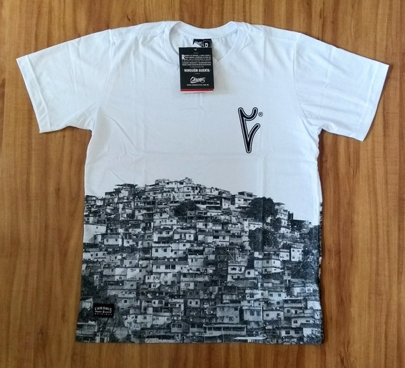 Camiseta Chronic Favela
