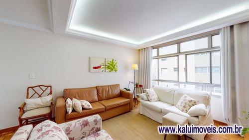 Ótimo Apartamento Em Condomínio - Vila Mariana - 75244