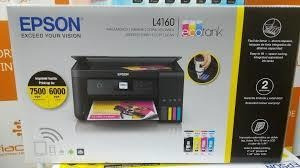 Impresora Epson L4160 Sistema De Tinta Original Nuevas