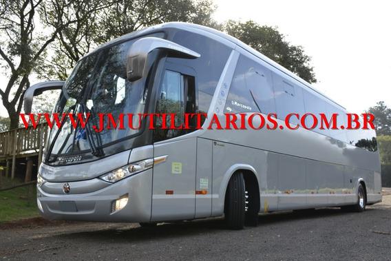 Marcopolo Paradiso G7 1200 Ano 2018 Scania K360 Jm Cod 737