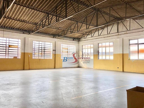 Imagem 1 de 16 de Salão Para Alugar, 150 M² Por R$ 1.950,00/mês - Vila Ema - São Paulo/sp - Sl0167