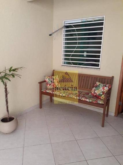 Sobrado Com 3 Dormitórios À Venda, 139 M² Por R$ 750.000 - Parque São Domingos - São Paulo/sp - So2880