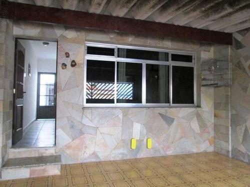 Imagem 1 de 20 de Sobrado À Venda, 3 Quartos, 1 Suíte, 2 Vagas, Rudge Ramos - São Bernardo Do Campo/sp - 54810