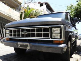 Ford F 1000 Cabine Dupla Turbodiesel Mwm 229 Super Serie