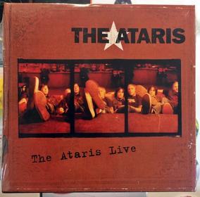 Cd The Ataris - Live Promo Importado Lacrado Punk Emo