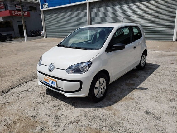 Vw Up Take 1.0 12v 2017 Único Dono Impecável