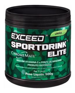 Exceed Sportdrink Elite 500 Gramas Chromemate Sport Drink