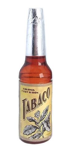 Imagem 1 de 2 de Água Florida Colônia Peruana Tabaco 70ml + Palo Santo 50 G
