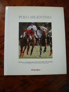 Libro Polo Argentino El Grafico Antiguedades El Rodeo