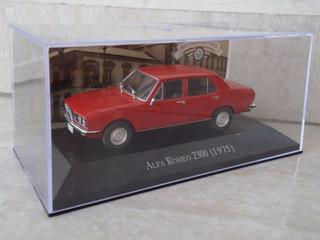 Miniatura Alfa Romeu Fnm 2300 1975 Esc 1.43 Raro