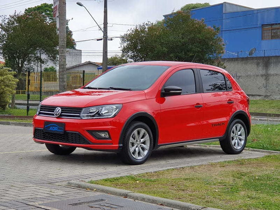Volkswagen Novo Gol Track Mcv