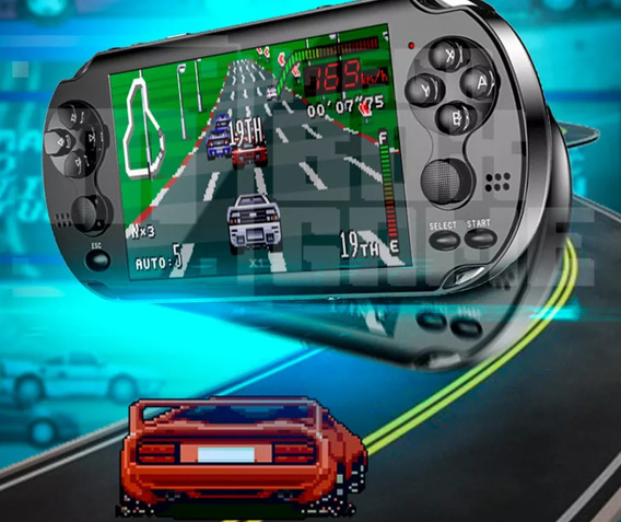 Video Game Portatil Gameboy Mp5 Estilo Psp