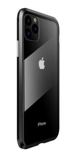 Capa Metalica Magnética iPhone 6, 7, 8, Plus, X, Xr, Xsm, 11