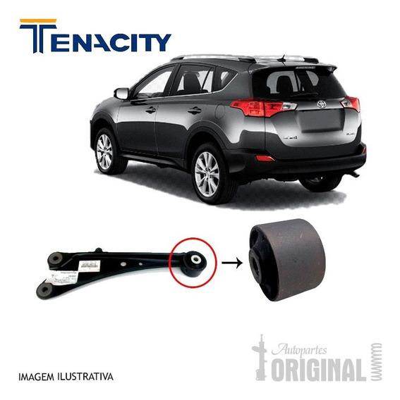 Bucha Braço Facão Traseiro Toyota Rav4 Após 2013 Tenacity
