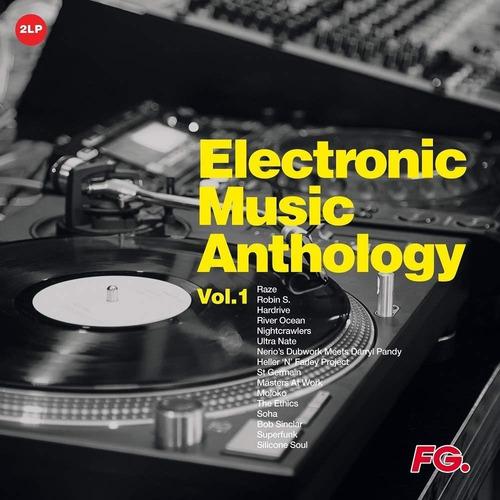 Electronic Music Anthology Vol 1 Vinilo Doble Nuevo Import