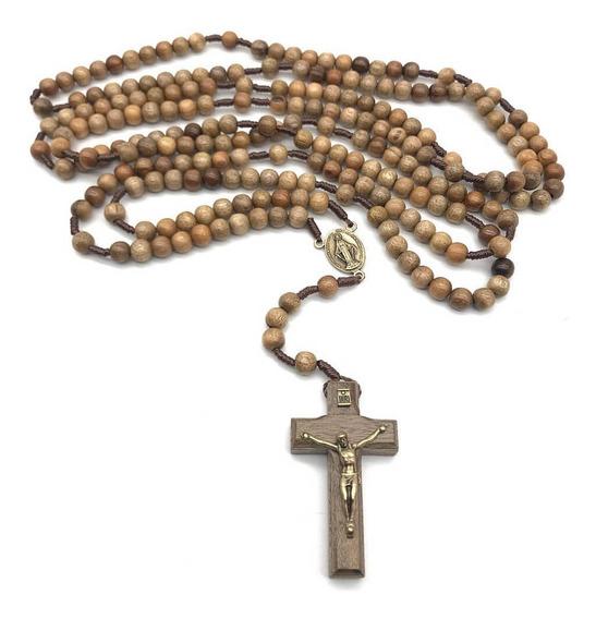 Rosário Triângulo Sagrado Coração De Jesus E Ns Das Graças