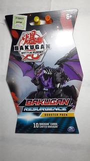 Bakugan Resurgence Boster Pack 64431 Envio Gratis Caba