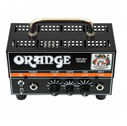 Orange Micro Dark Ampli 20w Cabezal Pre Valvular Cuotas Full