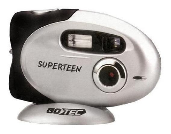 Câmera Digital Super Teen 350 Gotec 4 Em 1 3560