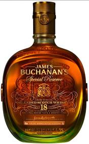 Whisky Buchanans 18 Años De 750ml.