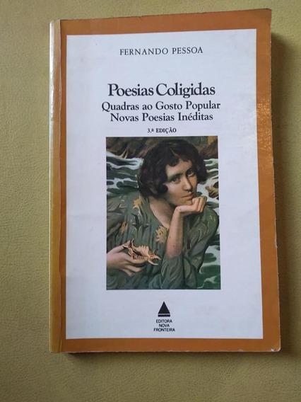 Poesias Coligidas - Fernando Pessoa - Nova Fronteira - 1981