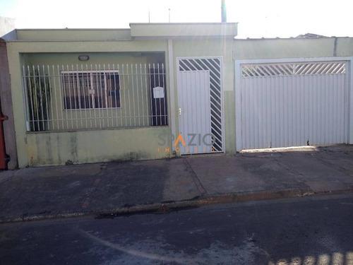 Imagem 1 de 10 de Casa Residencial À Venda, Jardim Novo Ii, Rio Claro. - Ca0075