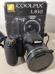 Câmera Semi-profissional Nikon Coolpix L810