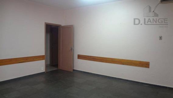 Casa Com 3 Dormitórios, 160 M² Por R$ 640.000 - Centro - Campinas/sp - Ca11293