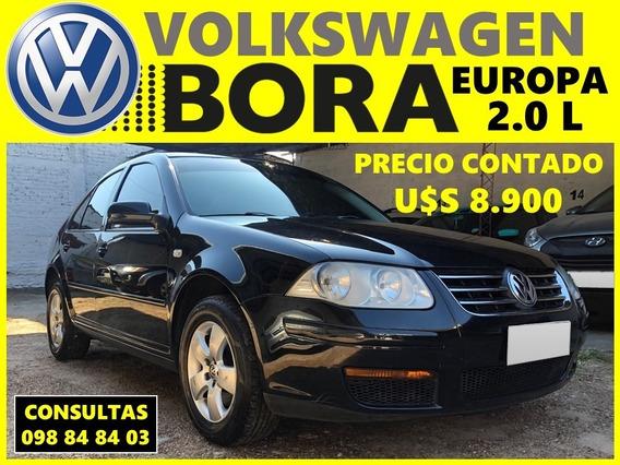 Volkswagen Bora Europa 2.0, Aire, Dirección, Radio Pantalla.