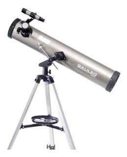Telescopio 700x76 Galileo Con Tripode