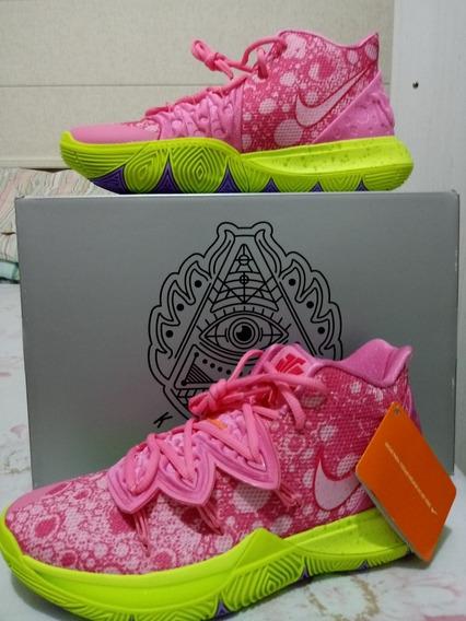 Nike Kyrie Five - Patrick - Original - Pronta Entrega - N°40