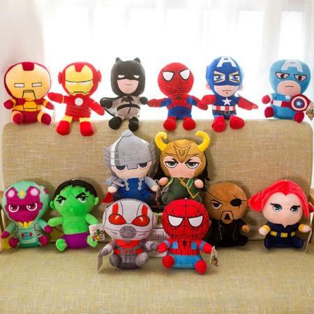 Peluche Avengers Thor Vengadores