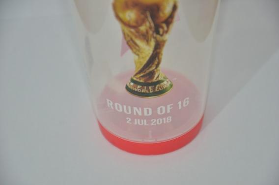 Copo Budweiser Copa 2018 - Comprado Na Rússia - Bra X Mex