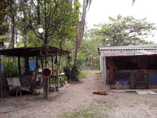 Chácara À Venda No Aguapeú - Itanhaém 7112   Sanm