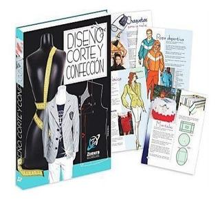 Libro De Diseño Corte Y Confección 1 Tomo