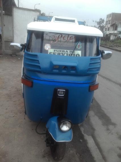 Moto Taxi Bajaj S/ 3800 Soles Modelo 2012