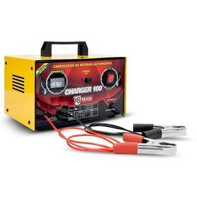 Carregador Bateria Automotiva Até 100 Amperes - V8 Brasil