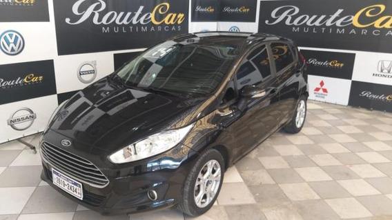 Ford Fiesta Hatch 1.6l Se Aut Flex Automático