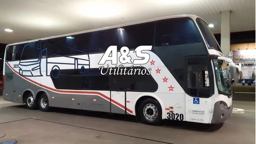Busscar Dd Panorâmico Scania Super Oferta Confira!! Ref.119