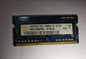 Memoria 1gb Hynix 2rx16 Pc3-10600s Para Notebook