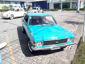 Opala Coupe 76 Azul Hawai
