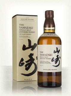 Whisky The Yamazaki Suntory Single Malt Origen Japon