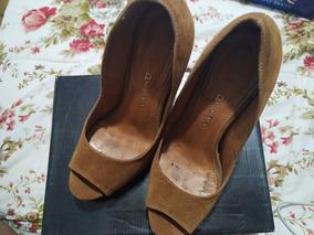 Sapato Caramelo