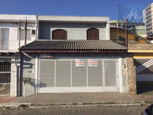 Sobrado Em Vila Paiva, Suzano/sp De 295m² 4 Quartos Para Locação R$ 2.900,00/mes - So998462