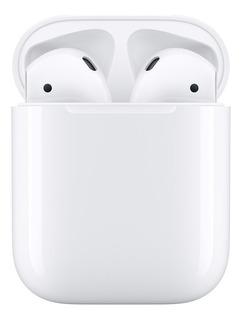 AirPods Apple Com Estojo De Recarga Com Fio - 1 Geração